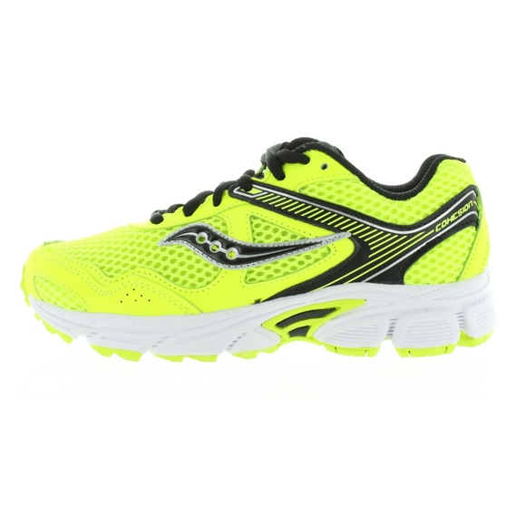 Saucony Kids Boys Cohesion 10 LTT Sneakers Shoes NWT